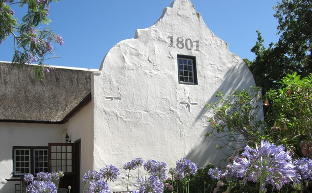 national monument De Kloof heritage estate hotel swellendam western cape south africa